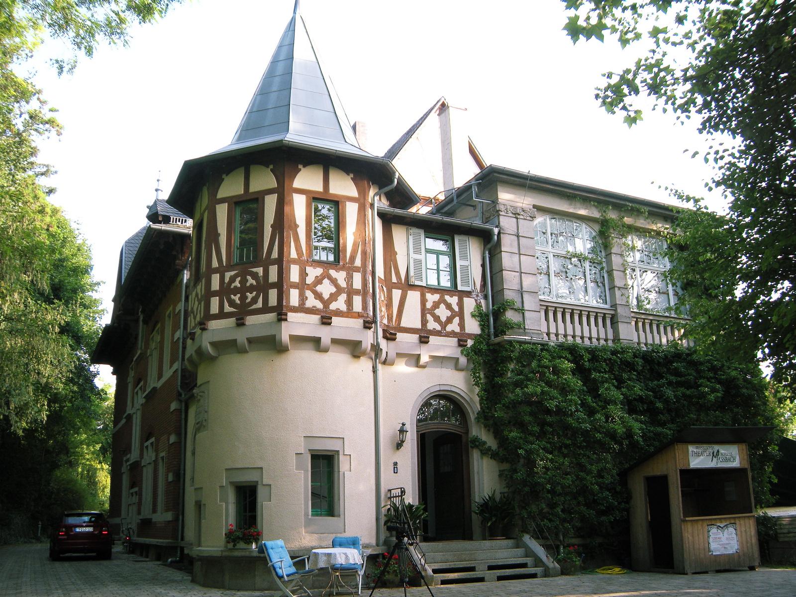 Fränkisches Theater Schloss Maßbach Programm