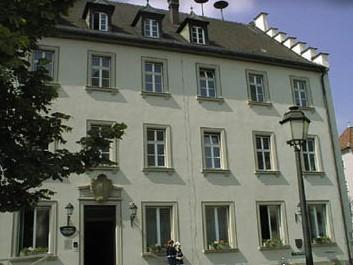 Bad Neustadt an der Saale in der Rhön